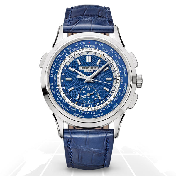 Patek Philippe	World Time Chronograph	5930G-010