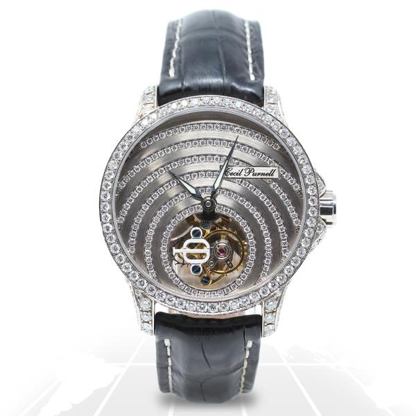 Cecil Purnell Joaillerie Tourbillon 4900Wgd.18Rs Latest Watches