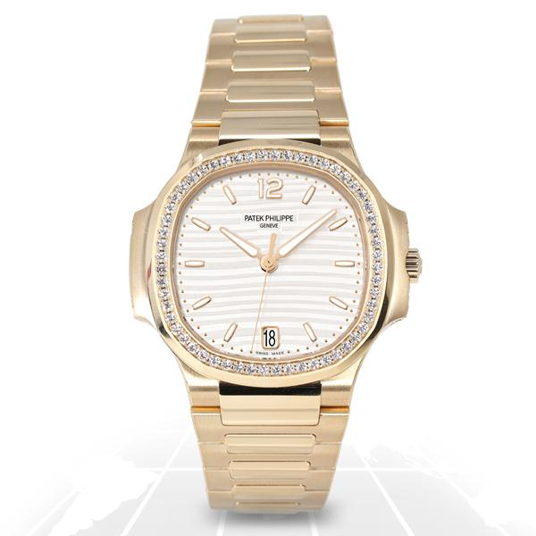 Patek Philippe Nautilus Ladies 7118/1200R-001 Luxury Watches