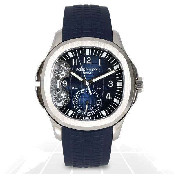 Patek Philippe Aquanaut Travel Time Advanced Research 5650G-001