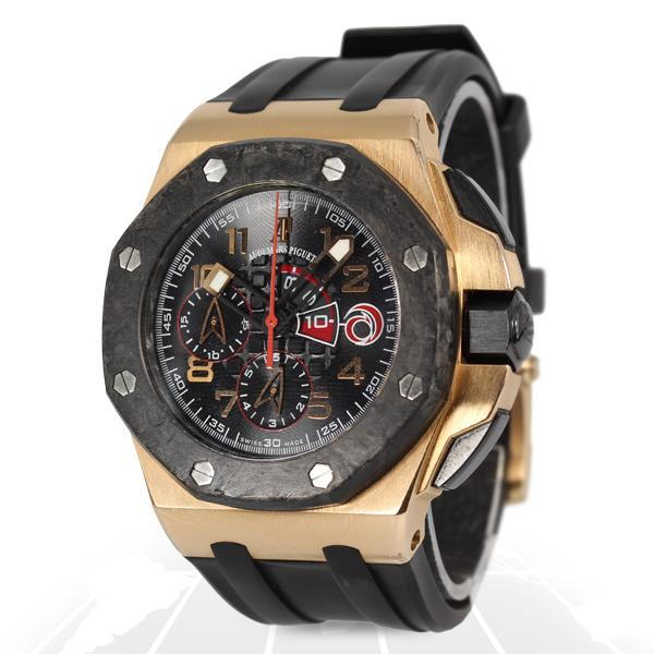 Audemars Piguet	Royal Oak Offshore Team Alinghi	26062Or.oo.a002Ca.01 Recently Sold