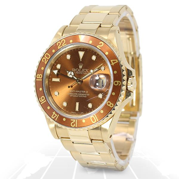 Rolex Gmt-Master Ii 16718 Luxury Watches