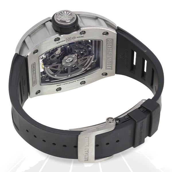 Richard Mille Rm030 Automatic Winding With Declutchable Rotor Recently Sold