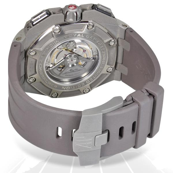 Audemars Piguet Royal Oak Offshore Titanium Michael Schumacher Latest Watches