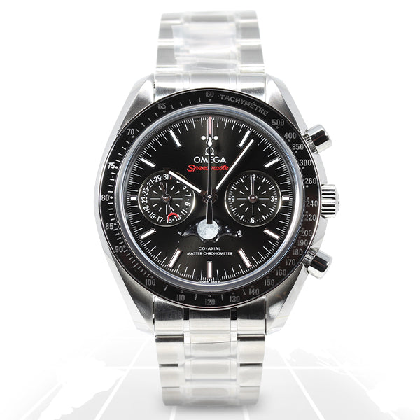 Omega Speedmaster Co-axial Master Chronometer Moonphase 304.30.44.52.01.001