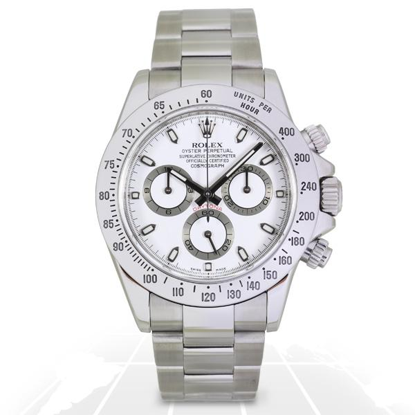 Rolex Cosmograph Daytona 116520 Recently Sold