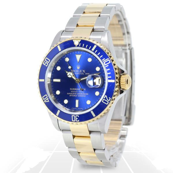 Rolex Submariner Date 16613 Latest Watches