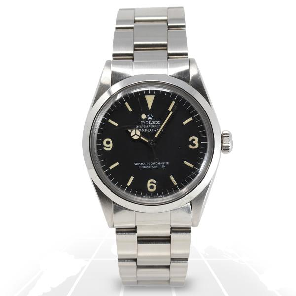 Rolex Explorer Matte Dial 1016 Luxury Watches