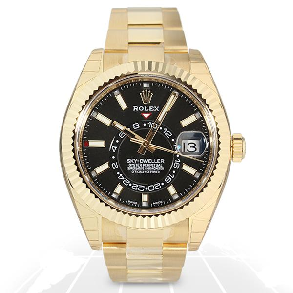 Rolex Sky-Dweller Stickered 326938 Luxury Watches