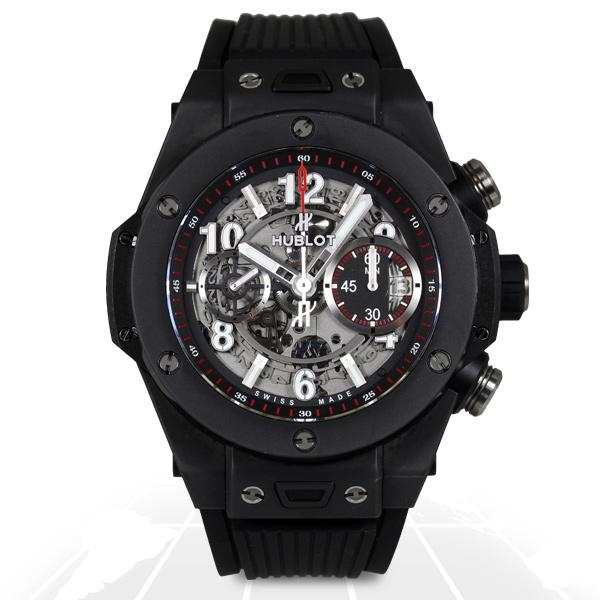 Hublot Big Bang Unico Black Magic 411.ci.1170.rx Luxury Watches