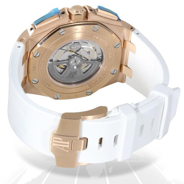 Audemars Piguet Royal Oak Offshore Summer Edition 26408Or.oo.a010Ca.01 Luxury Watches