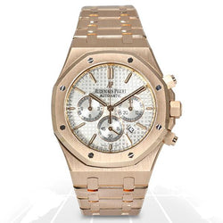 Audemars Piguet	Royal Oak Chronograph	26320Or.oo.1220Or.02 Recently Sold