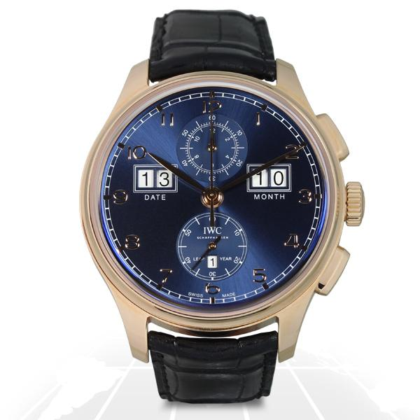 Iwc Portugieser Perpetual Calendar Digital Date-Month Edition 75Th Anniversary Iw397204 Recently