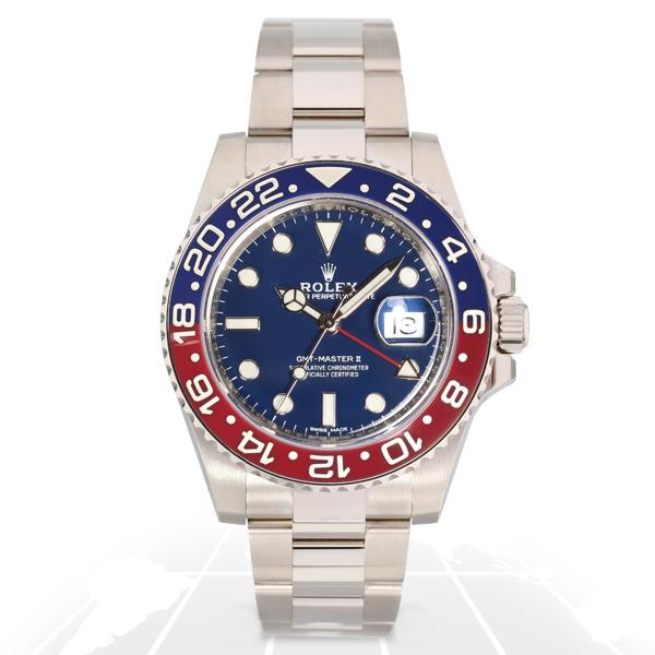 Rolex	Gmt Master Ii	116719Blro Recently Sold
