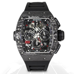 Richard Mille	Rm11-02 Jet Black Ntpt	Rm011-02 A.t.o Watches