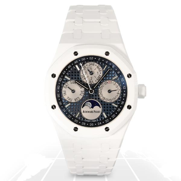 Audemars Piguet Royal Oak Perpetual Calendar White Ceramic 26579Cb.oo.1225Cb.01 Latest Watches