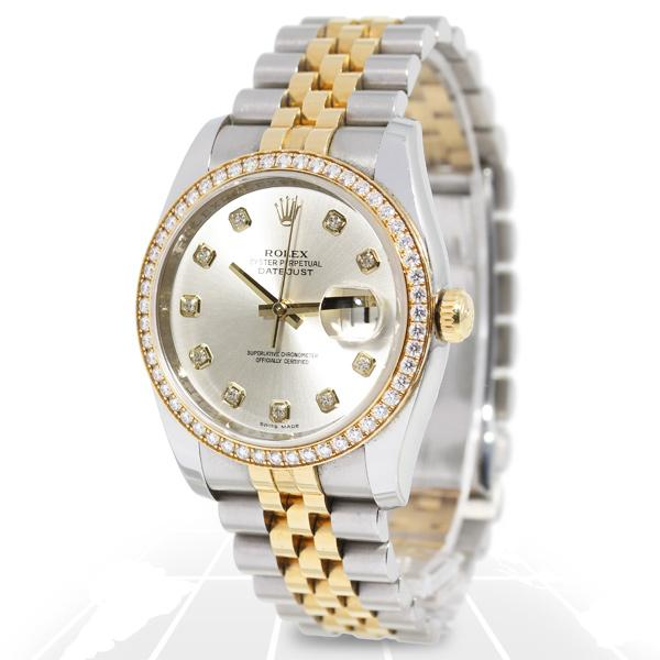 Rolex Datejust 116243 Latest Watches
