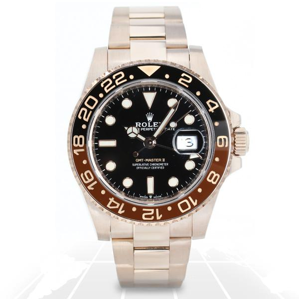 Rolex Gmt-Master Ii 126715Chnr Luxury Watches