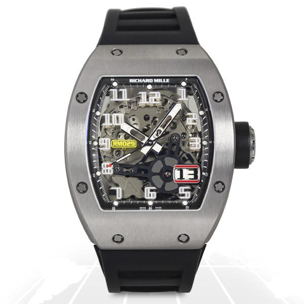 Richard Mille	Rm029 Oversize Date	Rm029 Ak Ti Recently Sold