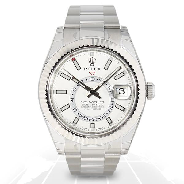 Rolex Sky-Dweller 326934 Luxury Watches
