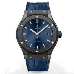 Hublot Classic Fusion Ceramic Blue 511.cm.7170.lr Latest Watches