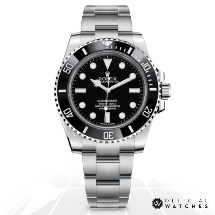 Rolex Submariner 114060 Latest Watches