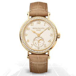 Patek Philippe	Ladies Moon Phase	7121J-001 Latest Watches