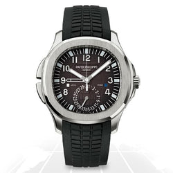 Patek Philippe Aquanaut Travel Time (Double Sealed) 5164A-001 Luxury Watches