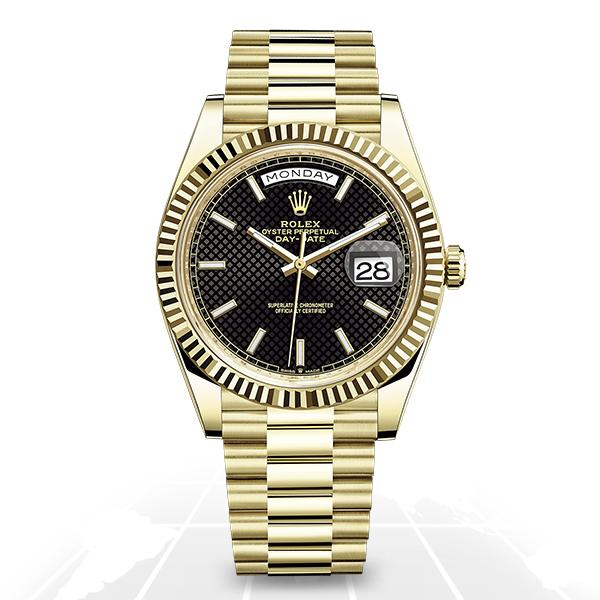 Rolex Day-Date 40 228238 Luxury Watches