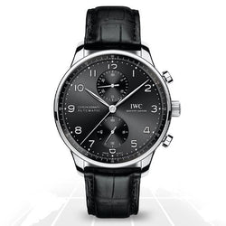 Iwc Portugieser Chronograph Iw371609 Luxury Watches