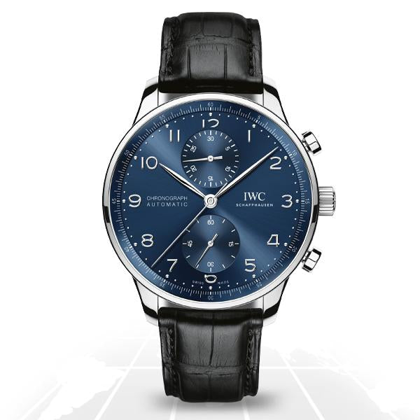 Iwc Portugieser Chronograph Iw371606 Luxury Watches