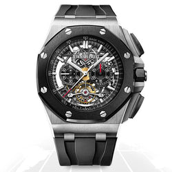 Audemars Piguet Royal Oak Offshore Tourbillon Openworked 26348Io.oo.a002Ca.01 Recently Sold
