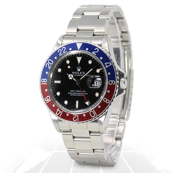 Rolex Gmt-Master Pepsi 16750 Luxury Watches