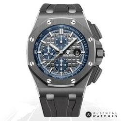 Audemars Piguet	Royal Oak Offshore Grey Ceramic	26405Cg.oo.a004Ca.01 Luxury Watches