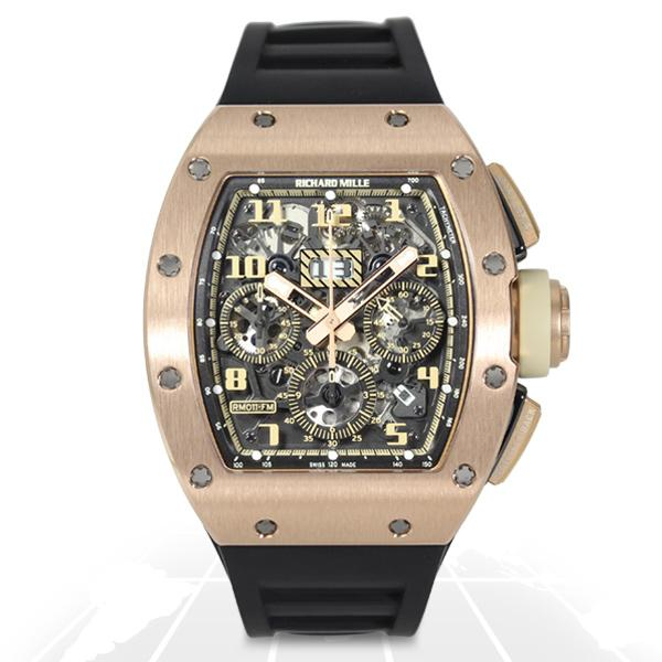 Richard Mille Rm011 Felipe Massa Ivory Latest Watches