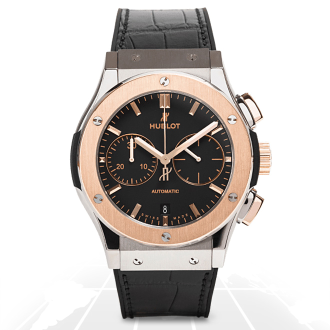 Hublot	Classic Fusion	521.no.1181.lr A.t.o Watches