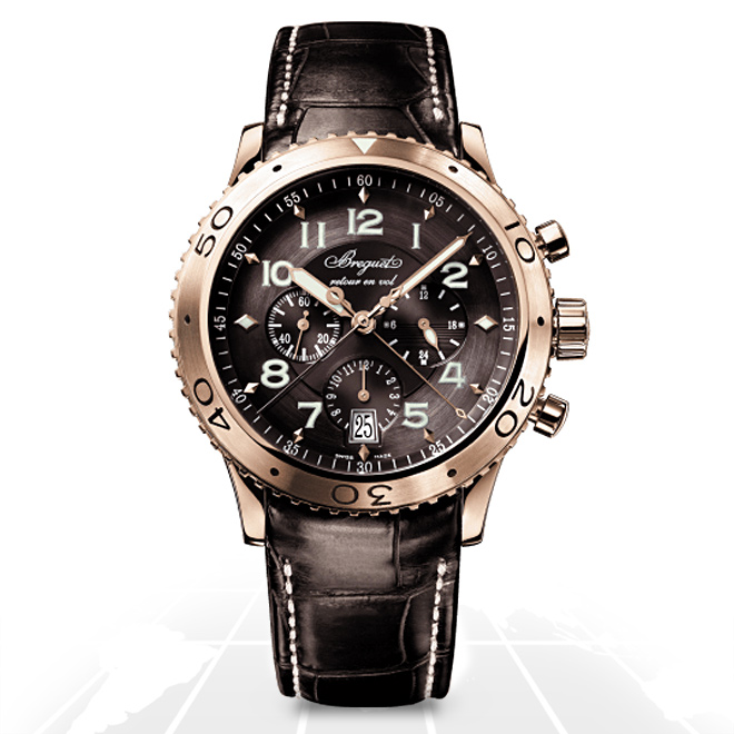 Breguet	Type Xx/xx2	G3810Br929Zu A.t.o Watches