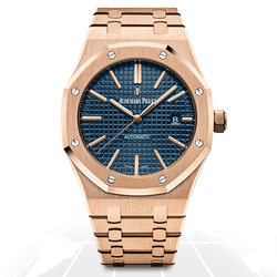Audemars Piguet	Royal Oak	15400Or.oo.1220Or.03 A.t.o Watches