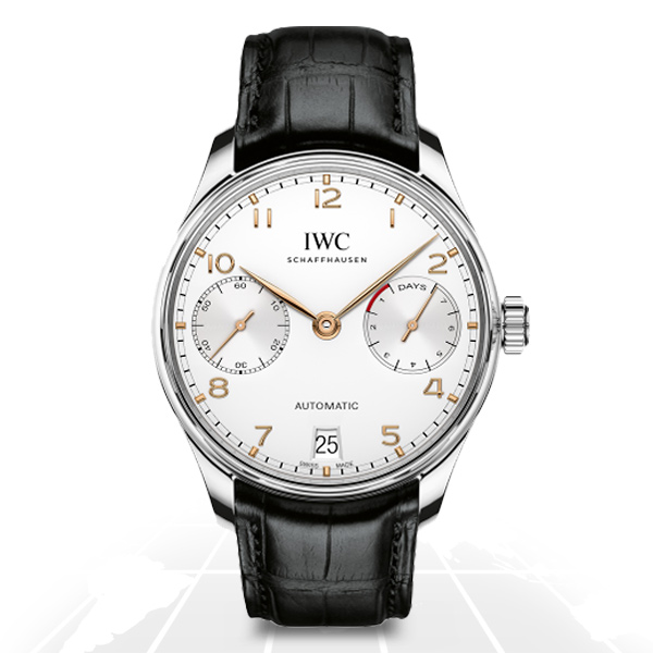 Iwc	Portugieser	Iw500704 A.t.o Watches