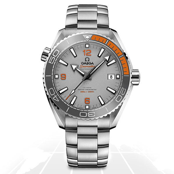 Omega	Seamaster Planet Ocean	21590442199001 A.t.o Watches