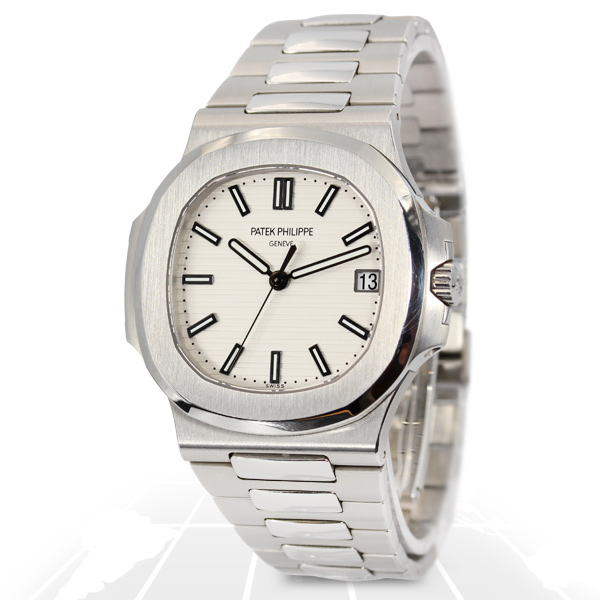 Patek Philippe	Nautilus	5711/1A-011 Latest Watches