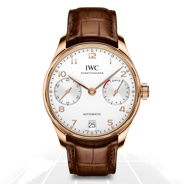 Iwc	Portugieser	Iw500701 A.t.o Watches