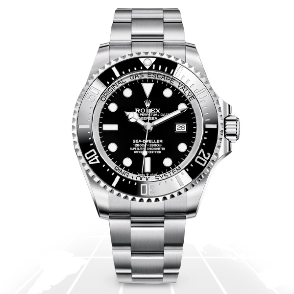 Rolex	Sea-Dweller Deepsea	126660 A.t.o Watches