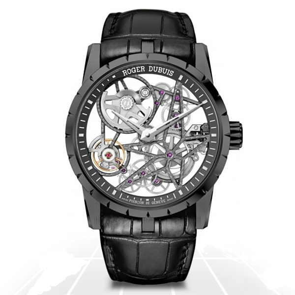 Roger Dubuis	Excalibur 42Mm Skeleton	Rddbex0473 A.t.o Watches