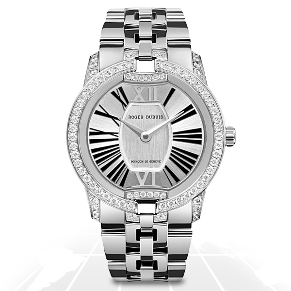 Roger Dubuis	Velvet	Rddbve0009 A.t.o Watches