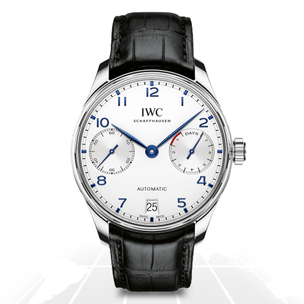 Iwc	Portugieser	Iw500705 A.t.o Watches