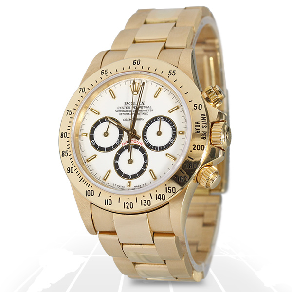 Rolex Cosmograph Daytona Porcelain Dial - 16528 Latest Watches