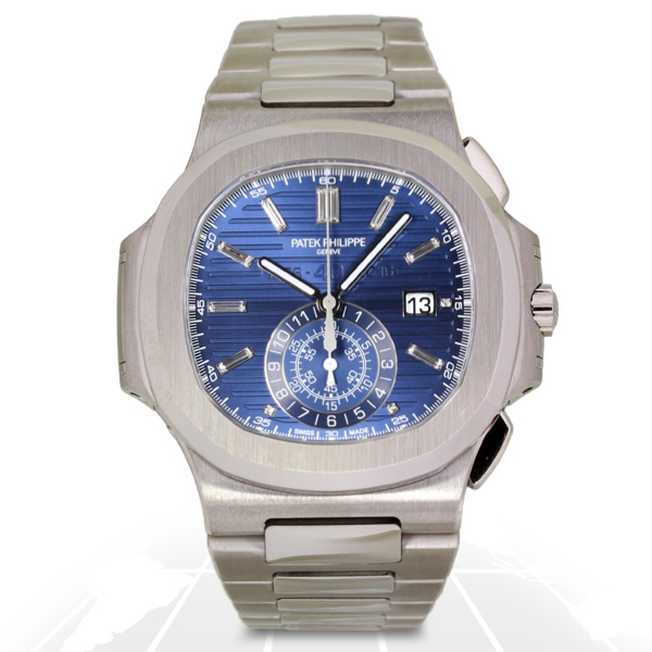 Patek Philippe Nautilus Chronograph 40Th Anniversary 5976/1G Latest Watches