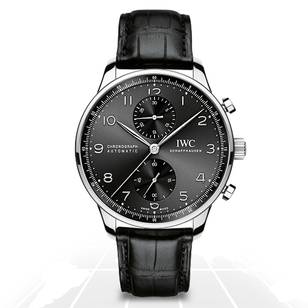 Iwc	Portugieser Chronograph	Iw371447 A.t.o Watches