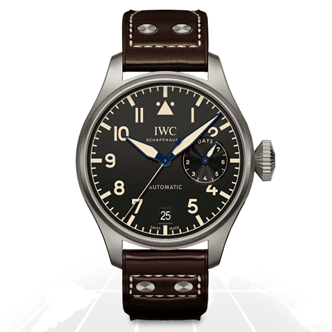 Iwc	Pilot Heritage	Iw501004 A.t.o Watches
